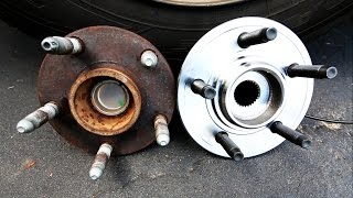Download How to Replace a Front Wheel Bearing Video