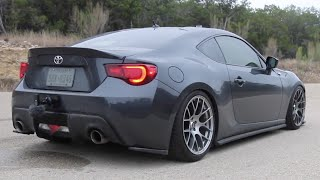 Download Scion FR-S With Magnaflow Catback Exhaust - Start Up, Revs, & Accelerations Video