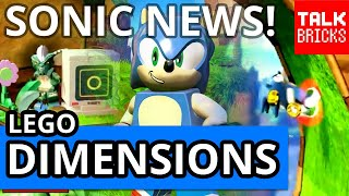 Download LEGO Dimensions All the Sonic News from Gamescom 2016! 7 Zones! Additional Characters? My Thoughts! Video