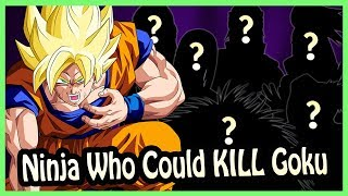 Download 6 Ninja From The Naruto Universe That Could Beat/Kill Goku! (Theory/Analysis) Anime What Ifs #1 Video
