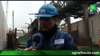 Download Reportage: Täglich 800 Lastwagen mit Zuckerrüben Video
