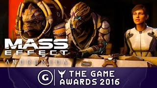 Download Mass Effect: Andromeda - Official Gameplay Premiere Trailer | The Game Awards 2016 Video