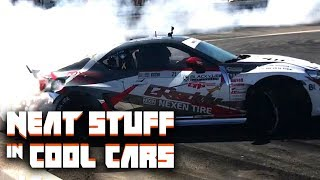 Download Pro Drifter Ken Gushi Teaches Us How to Do Donuts | Neat Stuff in Cool Cars Video