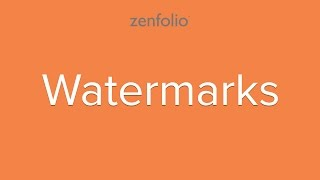 Download How to apply watermarks - use watermarks to help protect your photos Video
