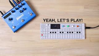 Download #030 :: Teenage Engineering OP-1 tutorial feat. STRYMON MOBIUS Video