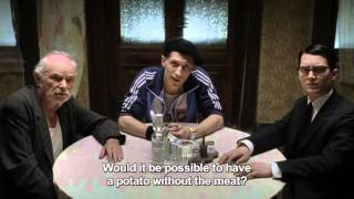 Download Vegetarian Scene from Everything is Illuminated (HD) Video
