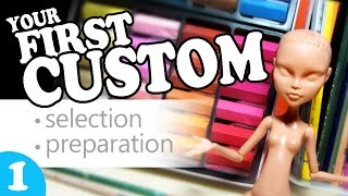 Download Your First Custom: Selection + Preparation [PART 1] Video