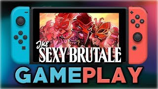 Download The Sexy Brutale | First 13 Minutes | Nintendo Switch Video