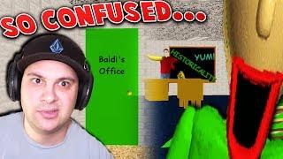 Download SENT TO BALDI'S OFFICE... A NEW SECRET ENDING?! | Baldi's Basics (Secret Ending) Video