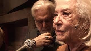 Download Fernanda Montenegro fala emocionada para Teatro Oficina lotado - Teatro Oficina Video