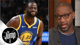 Download McGrady: Draymond Green deserved to be suspended by Warriors | The Jump Video