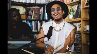 Download Anderson .Paak & The Free Nationals: NPR Music Tiny Desk Concert Video