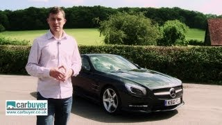 Download Mercedes SL-Class convertible review - CarBuyer Video