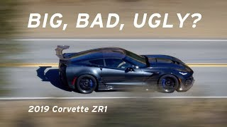 Download 2019 Corvette ZR1 - Big, Bad, Ugly? | Everyday Driver Video
