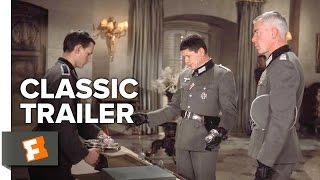 Download Dirty Dozen (1967) Official Trailer - Lee Marvin, John Cassavetes World War 2 Movie HD Video