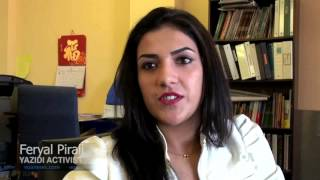 Download Yazidi-Americans Seek Help for their People Video