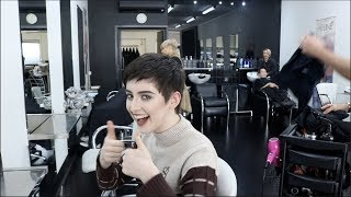 Download Creating Myself | why i cut my hair (mild tw) Video