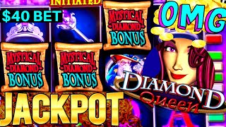 Download High Limit DIAMOND QUEEN Slot HANDPAY JACKPOT | High Limit Thunder Cash Slot HANDPAY JACKPOT Video