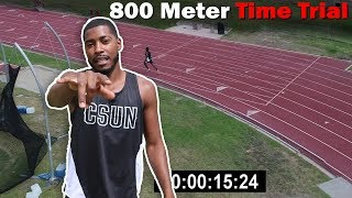Download How Fast Can I Run 800 Meters? Running Speed Test! Video