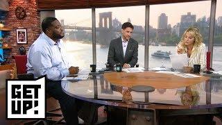 Download Get Up! reacts to Raptors hiring Kawhi Leonard's close friend to coaching staff | Get Up! | ESPN Video
