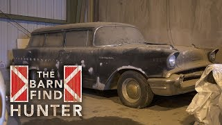 Download Rare Chevy Sedan Delivery, Boss 302, and a Mercury 1 ton pickup | Barn Find Hunter - Ep. 51 Video