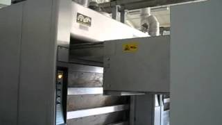 Download MONDIAL FORNI: How to feed steam pipe oven with automatic loading system? Video