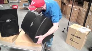 Download DJ Tutor looks at the Peavey PVX Series speakers @ getinthemix Video
