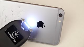 Download What Happens If You Taser an iPhone 6 Plus? Video