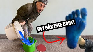 Download Färg vs Fötter - En hel dag, vad händer? (Experiment) ft. @Let's Feast Video