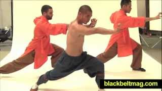 Download 7-Minute Shaolin Workout With Shaolin Monk Wang Bo: ″Internal Exercises″ Video