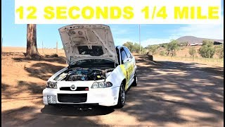 Download BOOSTED OPEL 8 VALVE SCARES ME! Video