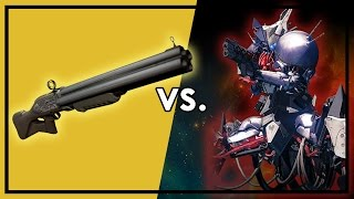Download Destiny Rise of Iron: The 4th Horseman vs. Aksis - Wrath of the Machine Challenge Video