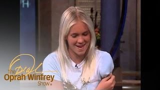 Download Young Surfer Who Lost an Arm in a Shark Attack Refuses to Give Up | The Oprah Winfrey Show | OWN Video