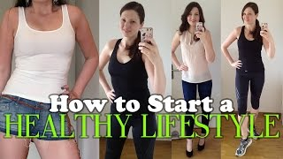 Download How to Start a Healthy Lifestyle & Lose Weight!! Video
