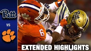 Download Pittsburgh vs. Clemson Extended Football Highlights (2016) Video