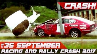 Download Racing and Rally Crash Compilation Week 35 September 2017 Video