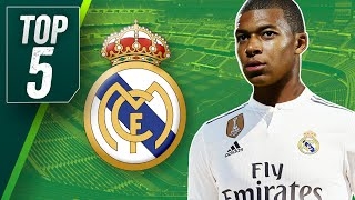 Download The next Cristiano Ronaldo? FIVE perfect replacements for Ronaldo at Real Madrid Video