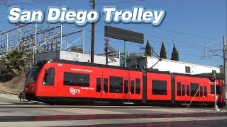 Download Downtown on the San Diego Trolley Video