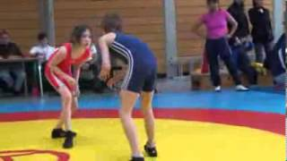 Download ★ Wrestling Boy vs Girl No4 HD, 720p Video