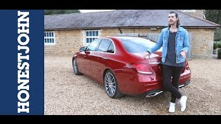 Download Mercedes-Benz E-Class Review: 10 things you need to know Video