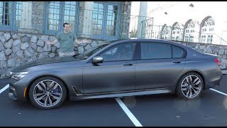 Download The $180,000 BMW M760i Is the Most Expensive BMW Ever Video