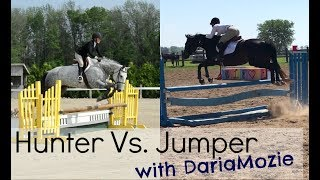 Download Hunter Vs Jumper | Riding Style & Rules Video