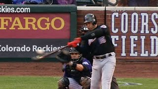 Download Beltran hits three two-run homers on the day Video