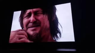 Download PlayStation E3 2016 - Hideo Kojima/ Death Stranding Reaction Video