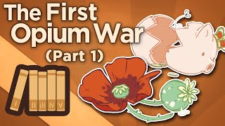 Download First Opium War - Trade Deficits and the Macartney Embassy - Extra History - #1 Video
