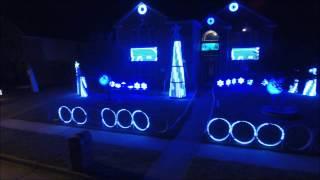 Download Dallas Cowboys Christmas Lights Tribute 2016 Video