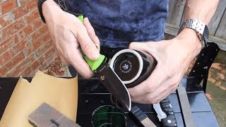Download 5 Ways To Sharpen Your Knife - Zombie Survival Tips #26 Video