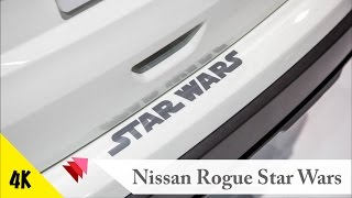 Download [HOT] Nissan Rogue Star Wars Special Edition Comes with Collectible Death Trooper Helmet! Video