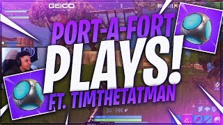 Download TSM Myth - THE PORT-A-MYTH IS ACTUALLY INSANE!!! (Fortnite BR Full Match) Video
