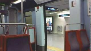 Download Metro Lisboa - Viagem numa ML99 linha vermelha [HQ] (parte 1) Video